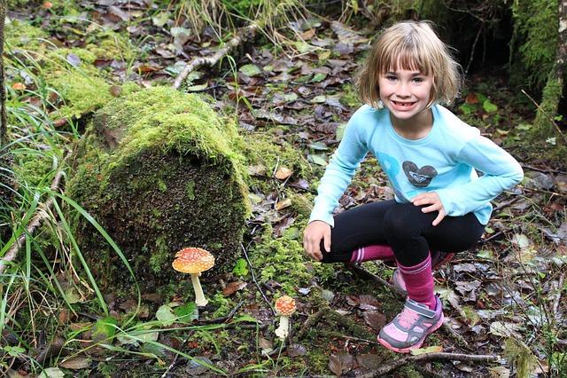 L'intérêt des enfants à partir en classe nature
